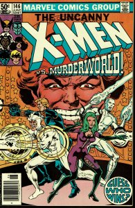 X-Men #146 - 9.2 or Better - Murderworld!