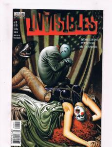 The Invisibles #19 FN DC Vertigo Comics Comic Book Morrison 1997 DE36