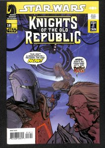 Star Wars: Knights of the Old Republic #18 (2007)