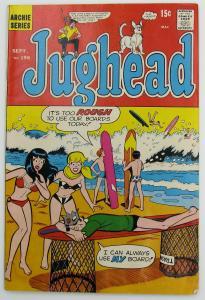 Jughead #196 September 1971, Archie Series