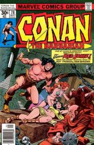 Conan the Barbarian (1970 series) #78, VF (Stock photo)