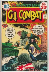 G.I. Combat #174 (Dec-74) VF/NM High-Grade The Haunted Tank