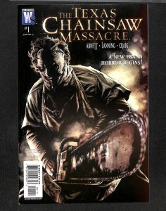 Texas Chainsaw Massacre #1 (2007)