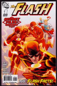 Flash Secret Files and Origin #1 (DC, 2010)   9.2 NM-