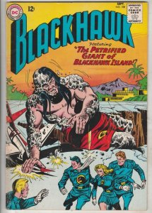 Blackhawk #188 (Sep-63) FN/VF+ High-Grade Black Hawk, Chop Chop, Olaf, Pierre...