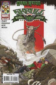 Skrull Kill Krew (2nd Series) #5 VF/NM; Marvel | save on shipping - details insi