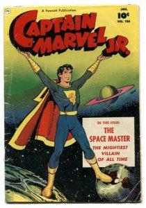 Captain Marvel Jr #105 1952- Space Master VG-