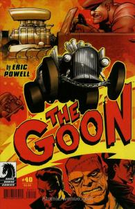Goon, The (Dark Horse) #40 VF/NM; Dark Horse | save on shipping - details inside