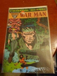 War Man #2 (1993)