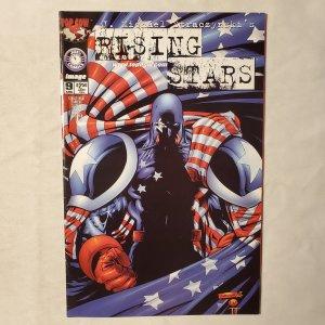 Rising Stars 9 Fine/Very Fine Cover by Brett Evans