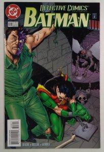 Detective Comics #698 Two-Face Batman DC 1996
