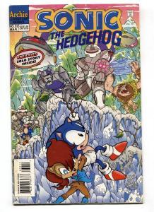 SONIC THE HEDGEHOG #32 1996-ARCHIE COMICS-SEGA! g/vg