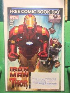Iron Man /Thor #1