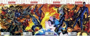 ULTIMATE DOOM (2011) 1-4  COMPLETE!