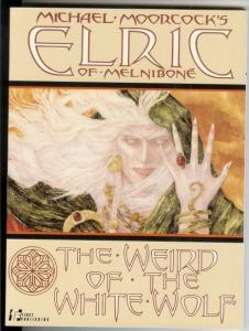 ELRIC WEIRD OF THE WHITE WOLF GN  PC Russel, Gilbert