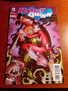 HARLEY QUINN #7 DC NEW 52 NEAR MINT