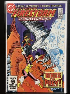 The Fury of Firestorm #27 (1984)