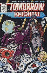 Tomorrow Knights #6 VF/NM; Epic   save on shipping - details inside