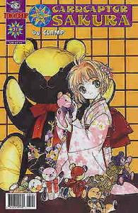 Cardcaptor Sakura Comic #31 VF/NM; Mixx | save on shipping - details inside