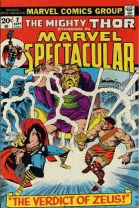 Marvel Spectacular #2 VG; Marvel | low grade comic - save on shipping - details
