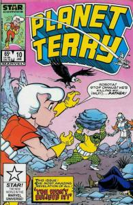 Planet Terry #10 VF/NM; Marvel Star | save on shipping - details inside