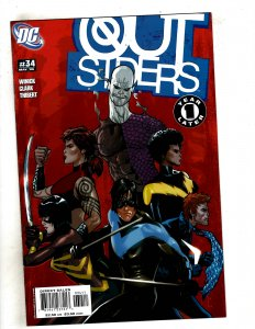 Outsiders #34 (2006) OF18