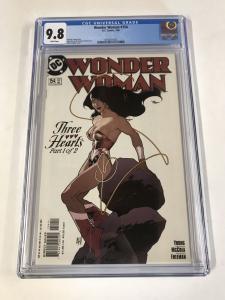 Wonder Woman (Volume 2) #154 CGC 9.8