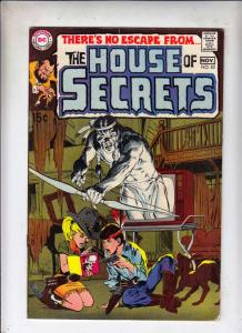 House of Secrets #82 (Nov-69) FN/VF Mid-High-Grade