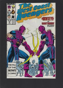 West Coast Avengers #27 (1987)