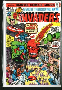 The Invaders #5 (1976)