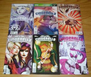 Cinderella: Fables Are Forever #1-6 VF/NM complete series - fables spin-off set