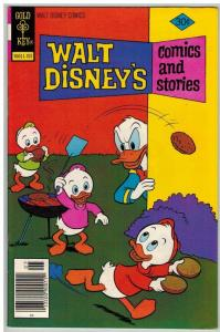 WALT DISNEYS COMICS & STORIES 442 F-VF July 1977