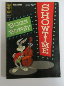 BUGS BUNNY #86 (Gold Key,10/1962) VERY GOOD (VG) SHOWTIME! 80 page issue