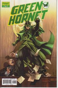 Green Hornet (Dynamite) #25C VF; Dynamite | save on shipping - details inside