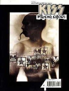 Todd Mcfarlane Presents: Kiss Psycho Circus #4 FN; Image | save on shipping - de