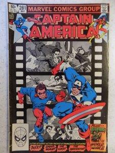 Captain America #281 (1983)