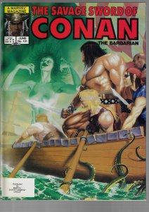 Savage Sword of Conan #101 (Marvel, 1984)