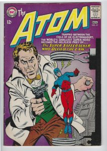 The Atom, #15, Nov. 1964