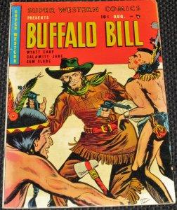 Super Western Comics #1 (1950)