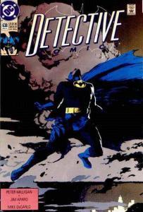 Detective Comics (1937 series) #638, NM- (Stock photo)