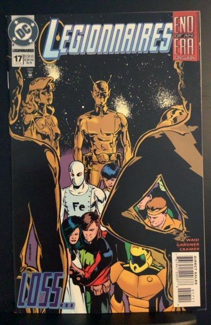 Legionnaires #17 (1994)