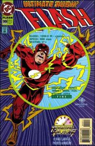 DC FLASH (1987 Series) #99 VF/NM