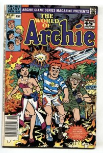Archie Giant Series #572 Spicy Veronica is native garb cover-GGA