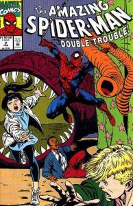 Amazing Spider-Man (1963 series) Double Trouble #2, NM- (Stock photo)
