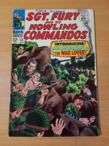 Sgt. Fury #45 ~ FINE - VERY FINE VF ~ (1967, Marvel Comics)