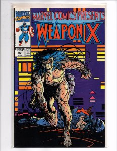 Marvel Comics (1988) Marvel Comics Presents #80 Weapon X Pt8 Barry Windsor-Smith