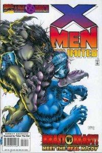 X-Men Unlimited (1993 series) #10, NM (Stock photo)