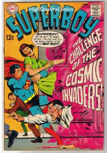 SUPERBOY #153, VF, Red Mist, Neal Adams, Smallville, 1949 , more DC in store