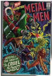 METAL MEN 36 FAIR  Mar. 1969