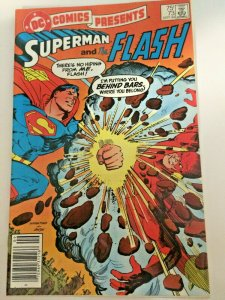 DC Comics Presents Superman and The Flash #73 1984 FN/VF See Pictures